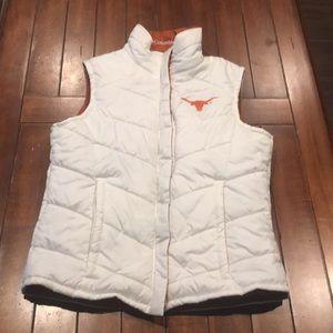 Women's Texas Longhorns Vest, S
